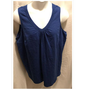 Size 1X 22/24 Woman Within Tank Top NWoT